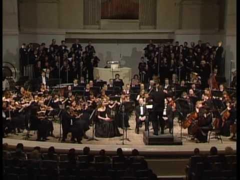 Rachmaninov The Bells 3rd movement YouTube