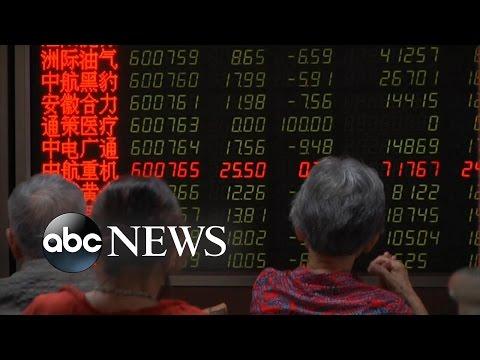 Global Stock Markets Still Volatile Following Huge Drop