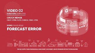 02. Forecast Error
