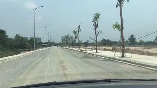 Tiến độ xây dựng khu đô thị Mipec - Tràng An, phường Vinh Tân, TP Vinh