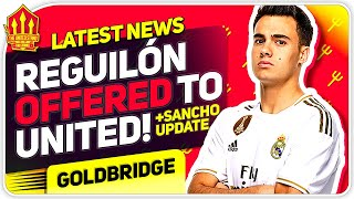 United Reguilon Offer! Thiago Transfer Confirmed! Man Utd Transfer News
