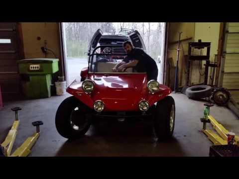 Rewiring a 60's era Manx Dune Buggy