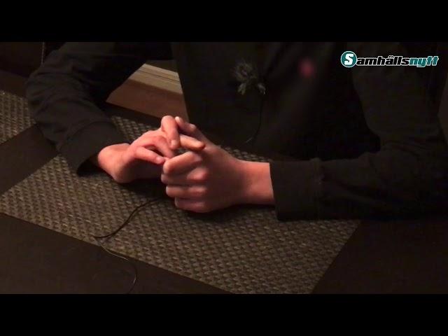13 årig pojke berättar om vågen av personrån mot honom (eng subs)