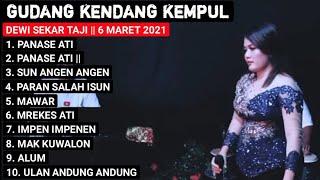 Download lagu KENDANG KEMPUL BANYUWANGI FULL ALBUM || COVER - LIVE || DEWI SEKAR TAJI - NOVI || 6 MARET 2021