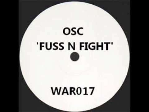 OSC - Fuss n fight (WAR017) REGGAE DUBSTEP