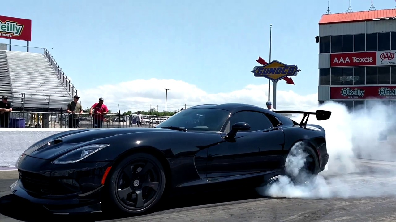 Quickest and Fastest Gen V Dodge Viper in the World! - YouTube