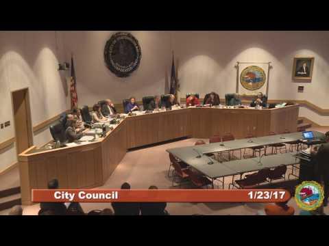 City Council 1.23.17
