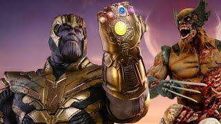 THANOS vs X-MEN (Marvel One-Shot)