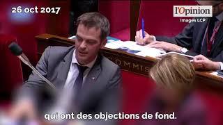 Échange très musclé à l'Assemblée entre un député LREM et deux députés LR