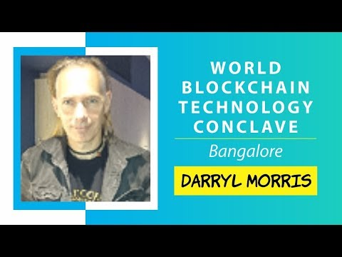Self Sovereignty within Decentralised governance model by Darryl Morris @ WBC