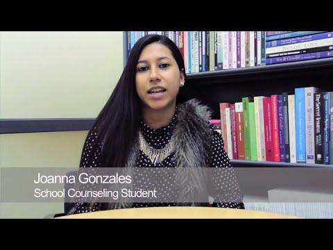 School Counseling Internship Experiences: J. Gonzales