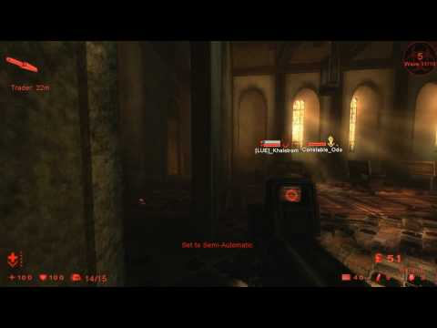 [Killing Floor] My First Suicidal game. |