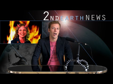 Election fraud in California, and corruption in the DNC - 2ndEarth NEWS (Episode 2 Part 3)