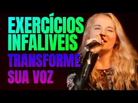 Treinamento Vocal: Exercícios simples, mas eficazes
