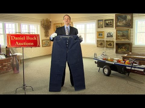 See What The Oldest Pair Of Levi Jeans Known To Exist From 1890s Look Like Now