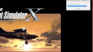 Flight Simulator X Gold Installation on Windows 8