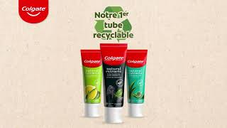 Colgate Natural Extracts Dans Notre Premier Tube Recyclable
