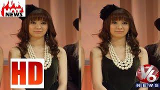 鈴木亜美 歌手の鈴木亜美が7月10日に都内で行われたヨガイベントに出演...