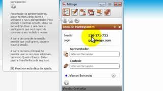Compartilhar seu Desktop com Mikogo