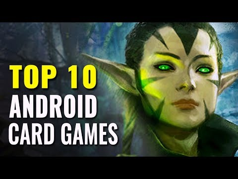 Top 10 FREE Android Card Games Of All Time