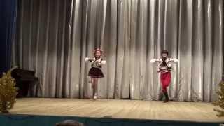 Зажигательный детский танец,Energetic children's dance