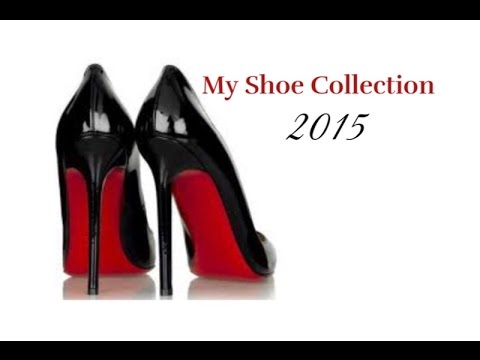 My Shoe Collection ♡ Ma collection de Chaussures 2015 HD