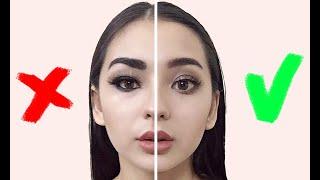 Как увеличить глаза Макияж для маленьких глаз ТОП ошибки