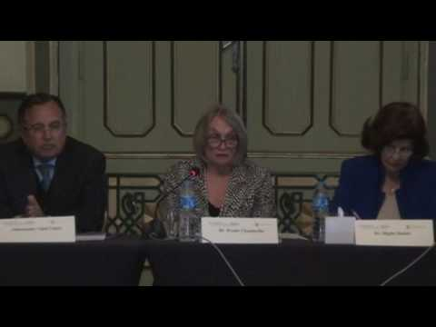 Arab-U.S. Relations In Prespective Conference - Day 1 (Part 1)