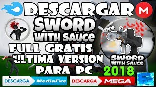Descargar Sword With Sauce Para Pc-Full Gratis-Ultima Versión-[v2.4]-[Mega]-[Mediafire]-[2019]