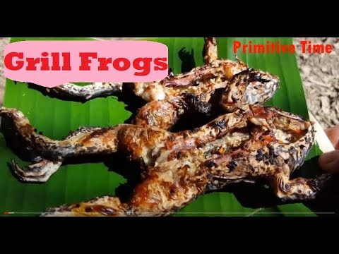recipe: how to cook frog legs on the grill [37]