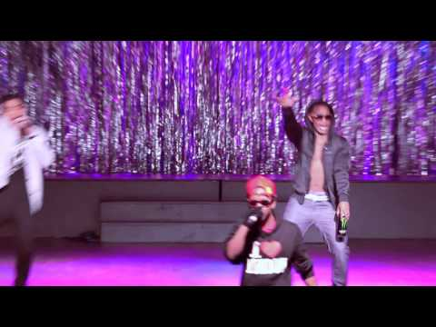 Young Zee Tha Greatest ft Kid Ton 2014 performance