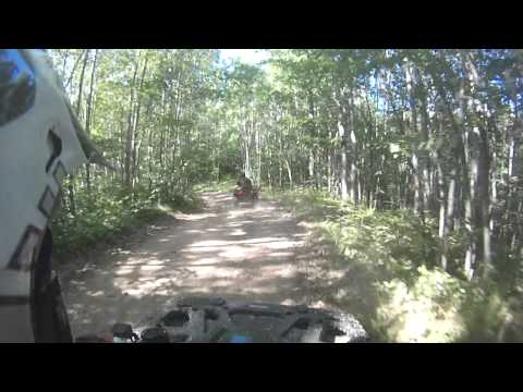 Rusk County Wi ATV trails