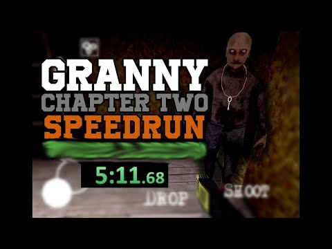 Granny: Chapter Two Any% Speedrun World Record