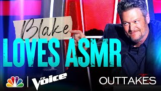 The Lost Jonas Brother, ASMR and Tambourines - The Voice Battles 2021 Outtakes