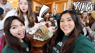 learning i'm a very sore winner lol Vlogmas Day 4!!