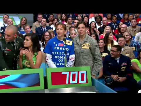 The Price is Right- 4th of July 2013