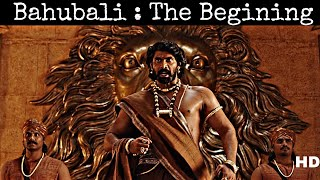 BAHUBALI MOVIE BEST SCENE EVER (bahubali escapes his mother from demons)#immortalsofindia#