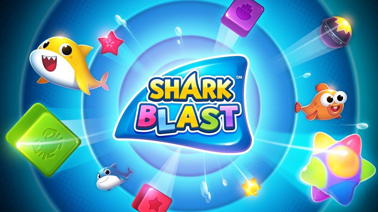 [Global Release] Shark Blast 🎮  | Baby Shark Game | Baby Shark Mobile Game