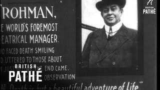 Lusitania Cartoon - Der Untergang Der Lusitania (1915-1918)
