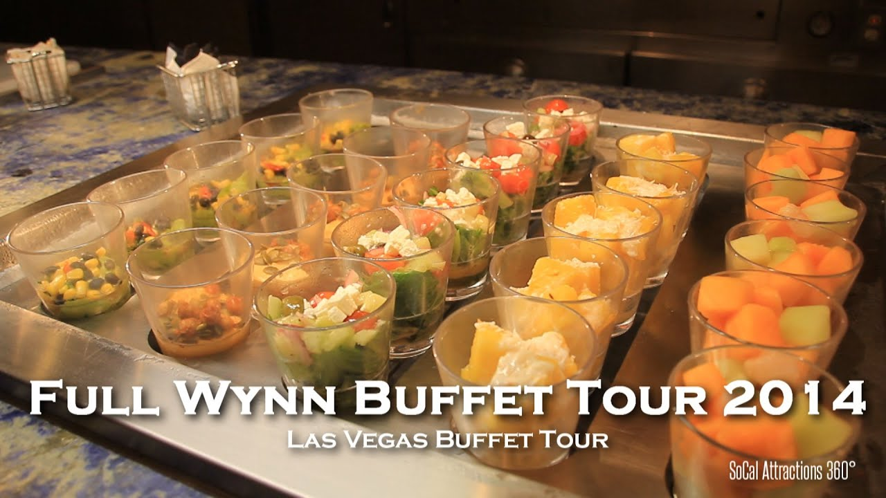 Encore casino buffet