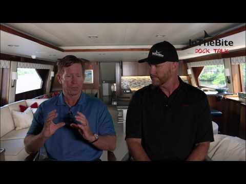 InTheBite Dock Talk: To Captain a 92' Viking Sportfisher. An Interview With Captain Rob Moore