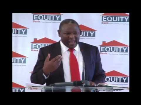 Equity Bank 2014 Q3 Investor Briefing
