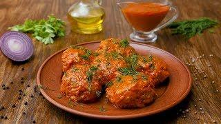 Ленивые голубцы на сковороде - Рецепты от Со Вкусом