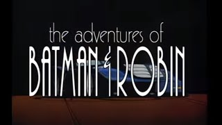 The Adventures of Batman & Robin - Intro (HQ 480p)