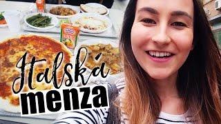 VLOG | Italská menza!