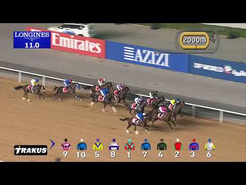 Race 9 Dubai World Cup Sponsored by Emirates Airlines