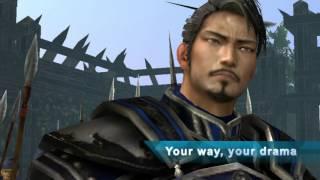Dynasty Warriors 8: Empires PS Vita features