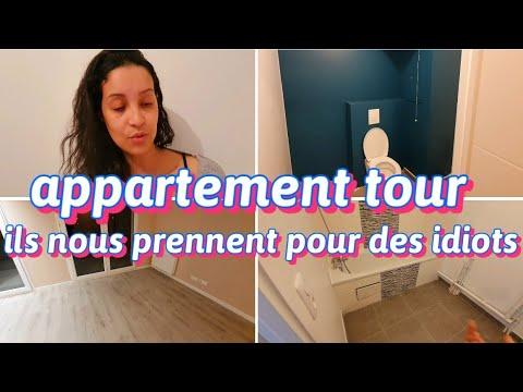 APPARTEMENT TOUR // L'AVANCEMENT DES TRAVAUX JE VOUS DIT TOUT