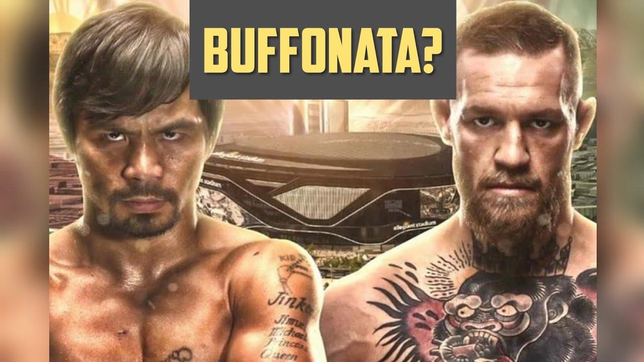 IFM NEWS: Conor vs Pacquiao, UFC il videogioco