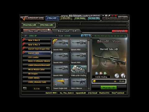 Đột kích : Quay báu vật Barrett M99